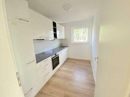 Exklusive, vollständig renovierte 2-Zimmer-Wohnung mit Balkon,Terrasse und Wintergarten