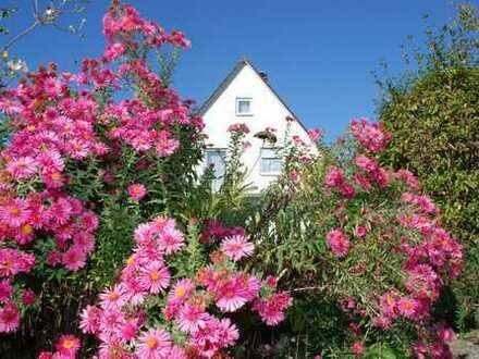 Ein- /Zweifamilienhaus in Höchstädt, ruhige Lage, großer Garten