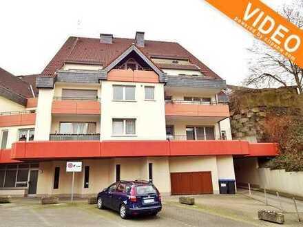 Schöne 2,5-Zimmer Eigentumswohnung mit 2 Balkonen in der Stadtmitte von Herdecke zu verkaufen