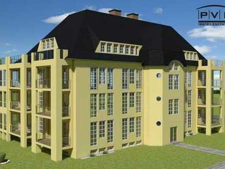 Einzigartige Wohnung mit 4 Zimmern und Wintergarten zum Erwerb
