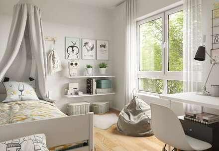 Großzügige 4 - Zimmerwohnung in sonniger Südwest-Ausrichtung