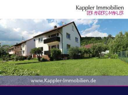Zweifamilienhaus in bester Lage mit großem Garten I Kappler Immobilien