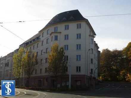 106/16 - 3 stattlich gut erhaltene Mehrfamilienhäuser / Reiheneckhaus-Ensemble mit 40 WE in Plauen