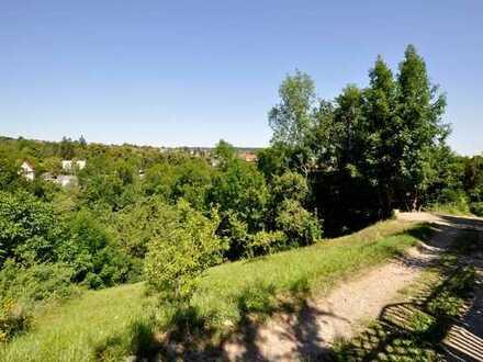 Freistehendes Gartengrundstück in Feuerbach