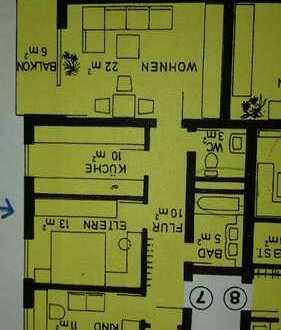 Schöne und ruhige 3-Zimmer-Wohnung