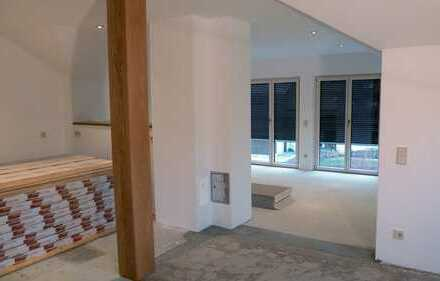 Attraktive 4-Zimmer Wohnung mit Balkon - Erstbezug nach Modernisierung und Erweiterung