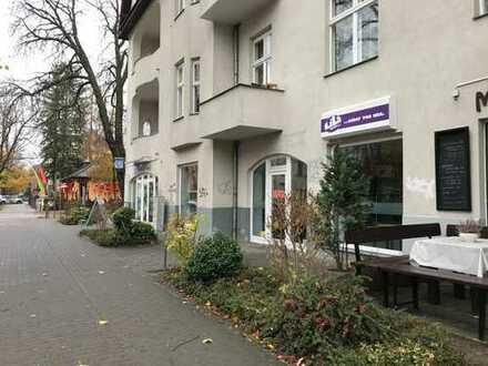 Kleiner Laden in der Bahnhofstraße in Eichwalde!