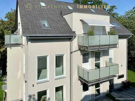 """Elegante Komfortwohnung mit 2 Balkonen - """"KAISER-WILHELM-STRASSE"""" in Kirchrode!"""