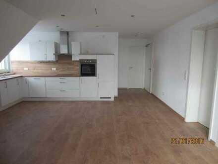 Moderne zwei Zimmer Wohnung im Haßfurter Zentrum mit Mainblick