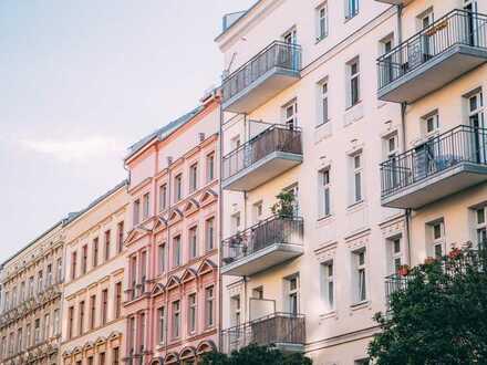 ✓ 5-Zimmer-Wohnung Nähe Hauptbahnhof ✓ Vermietet, Eigenbedarf möglich ✓ Mitte (Moabit)