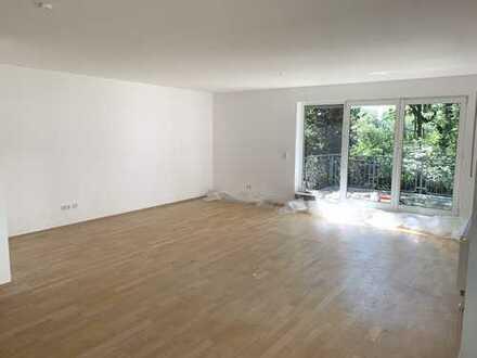 **in idyllischer Lage ! 4-Zimmer-Doppelhaushälfte mit Einliegerwohnung und Garten**