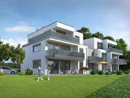 Exklusives Wohnen mit Terrasse und Garten