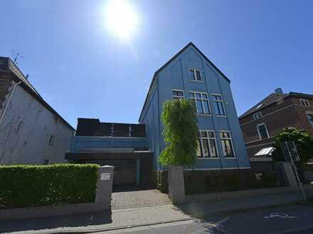 Hennef, begehrte Citylage: Historisches Wohnobjekt mit vielfältigen Nutzungsmöglichkeiten