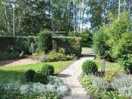 Ferienhaus im Grünen mit ruhiger Lage im schönen Ostseebad Trassenheide