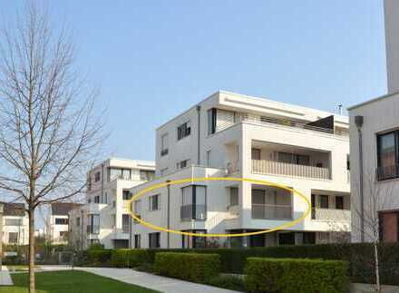 Helle 3-Zimmer-Wohnung - bezugsfrei ab Mai! Verkehrsgünstig in Dossenheim mit Balkon Tiefgarage