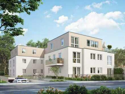 ++ NEUBAU! Helle 3 ZKBBalkon Wohnung im 1.OG in bevorzugter und ruhiger Wohnlage! ++