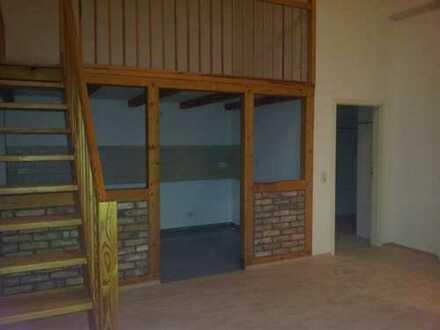 Single-Wohnung mit Galerieebene