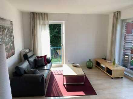 Lichtdurchflutete 2-Zimmer-Wohnung mit Süd-Balkon in Telgte