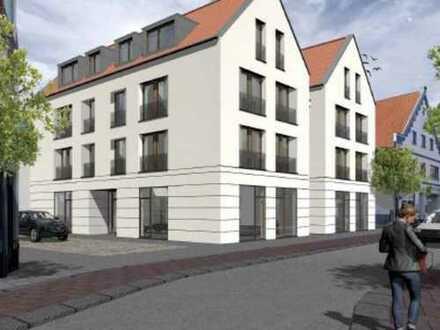 2-Zi.-Neubauwohnung im Zentrum von Salzkotten