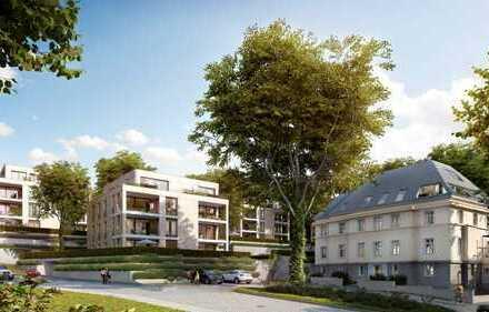 Hochwertige 3 Zimmer-Wohnung großer Loggia im Quartier Wilhelmshöhe