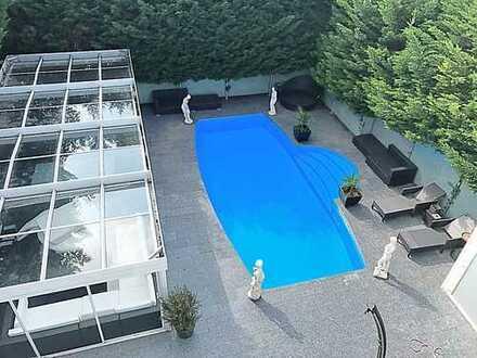 Für alle, die das Besondere lieben! Traumhafte Villa in schöner Wohnlage mit 7,6 Ar Grundstück!