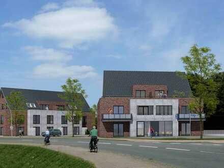 Erstbezug: Ansprechende 4-Zimmer-Wohnung in Rosendahl