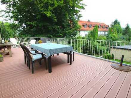 Außergewöhnlich! Haus im Haus mit 40 m² Terrasse - Massenhausen