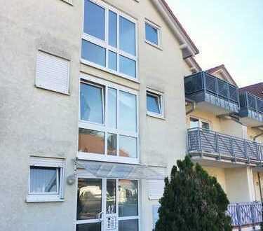 Kapitalanleger? Schöne Wohnung in ruhiger Wohnlage mit Tiefgaragenstellplatz!