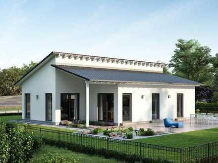 Wohnen auf einer Ebene - mit einem Traumhaus vom Marktführer!!