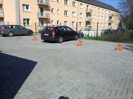 PKW- Stellplatz in der Lennéstraße zu vermieten
