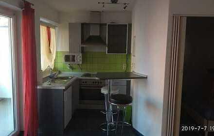 Schönes 1,5-Zimmer-Apartment im Zentrum von Kempten
