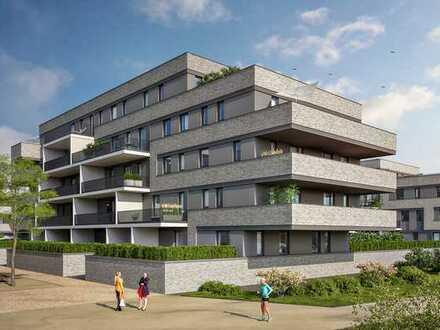 Hochwertige 4-Zimmer-Wohnung mit großzügigem Balkon