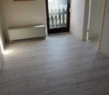 Gepflegte Wohnung mit zwei Zimmern und Einbauküche in Bad Hersfeld