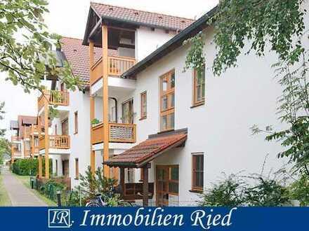 Ruhige 3-Zimmer-EG-Wohnung mit eigenem Hobbyraum und Garten in zentraler u. schöner Lage in Penzberg