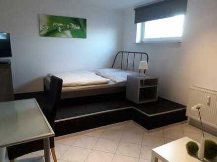 Komplett möblierte 1 Zimmer-Wohnung in Nidderau/Windecken