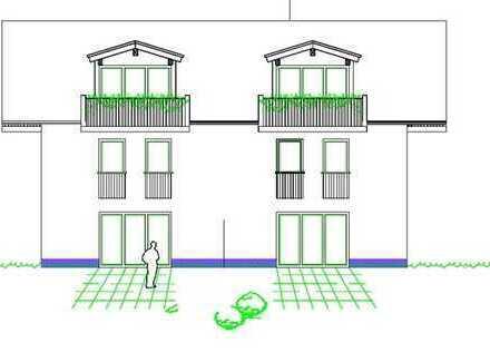 Neubauprojekt: Einzigartige Maisonette-Wohnung mit Garten!