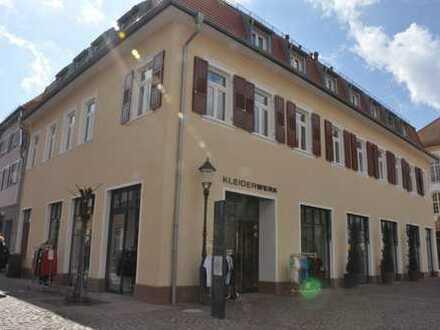 Nobel sanierte Maisonette Wohnung in Bestlage mit Schlossblick