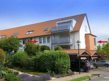 RESERVIERT-komfortable 3-Zimmerwohnung mit Garage in bester Lage Bad Dürkheim