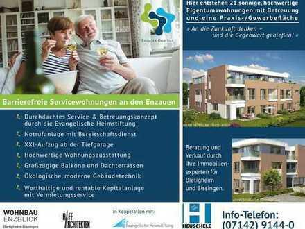 SICHER.BETREUT.MIETEN Info-Veranstaltung am 26. April um 17.30 Uhr, Bahnhofstraße 47 in Bi-Bissingen
