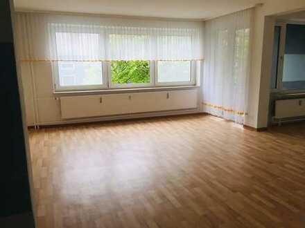 🏡 SCHNUCKELIGE SINGLE-/STUDENTENWOHNUNG 📦 Große Fensterfront und schöner Balkon im 1.OG