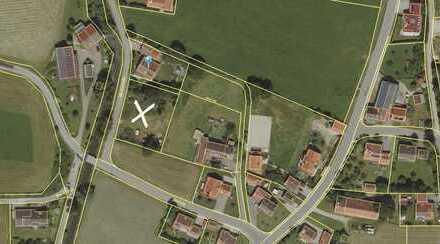Flexibles Grundstück mit Baumöglichkeit ggf. für 2 Doppelhäuser