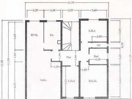 Schöne 4-Zi Wohnung in ruhiger Lage in Wannweil