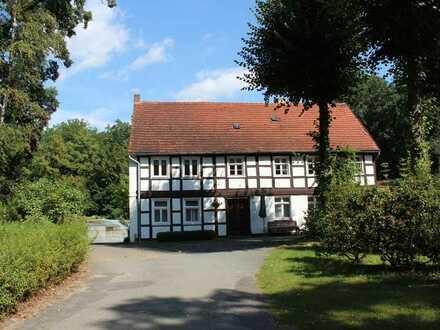 Großes Baugrundstück (inkl. Haus) -in Arendsee!