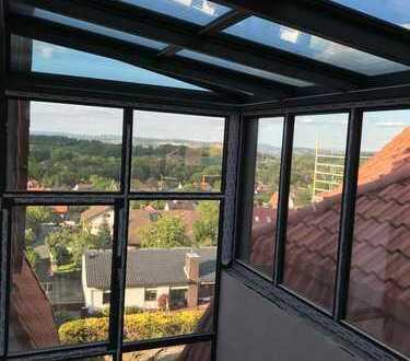 Hiddesen's höchste Penthouse Wohnung mit Traumhaften Ausblick