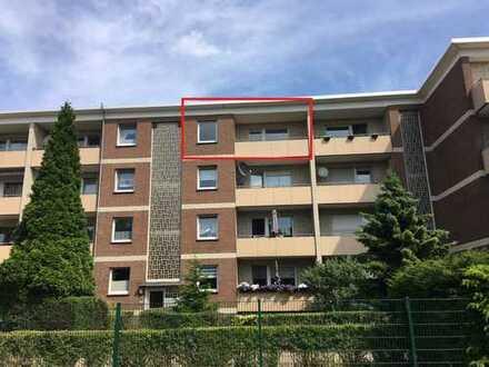 Wesel-Obrighoven: Schöne 3-Zimmer-Eigentumswohnung mit Balkon