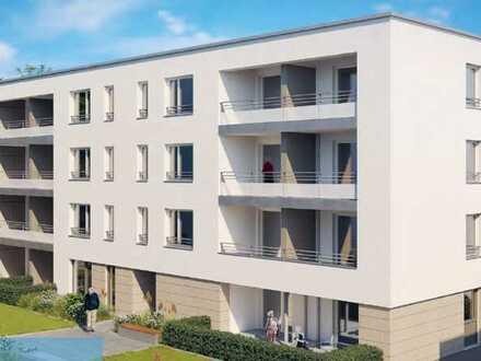 Erstbezug im Quartier für Generationen: attraktive 2-Zimmer-Wohnung mit Balkon in Neuhausen