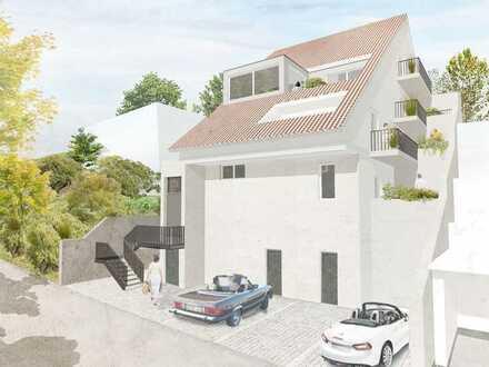 +++letzte Wohnung noch frei+++ Moderne 2 ZKB in kernsaniertem 4 Familienhaus