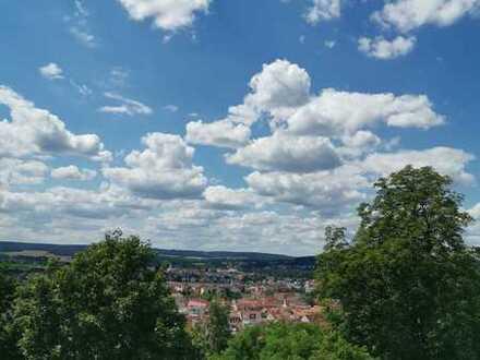 Penthouse Wohnung mit Blick über Schwandorf