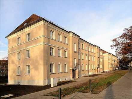 Helle 3-Raum-Wohnung in der Seehaus-Siedlung