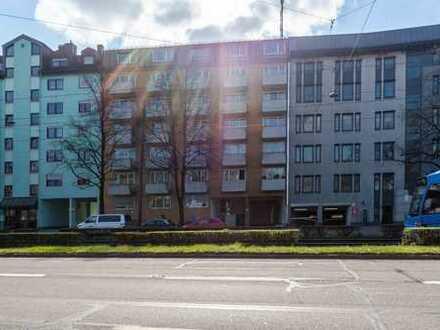 27 m² Apartment in zentraler Lage, aktuell möbliert vermietet / Neuhausen-Nymphenburg / München